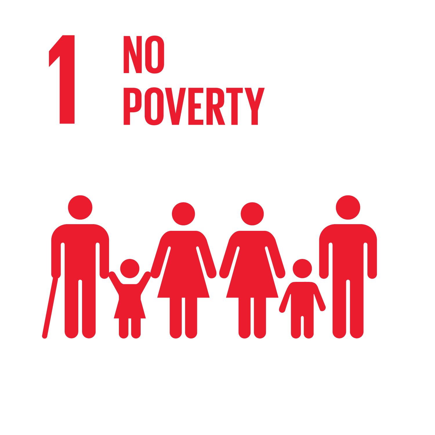 No poverty