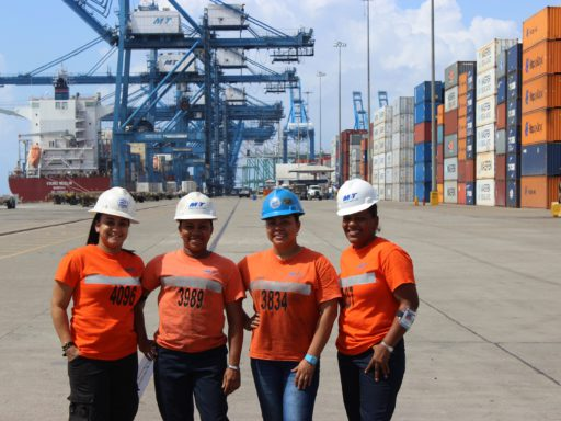 Gender Equity-Operators in the berth