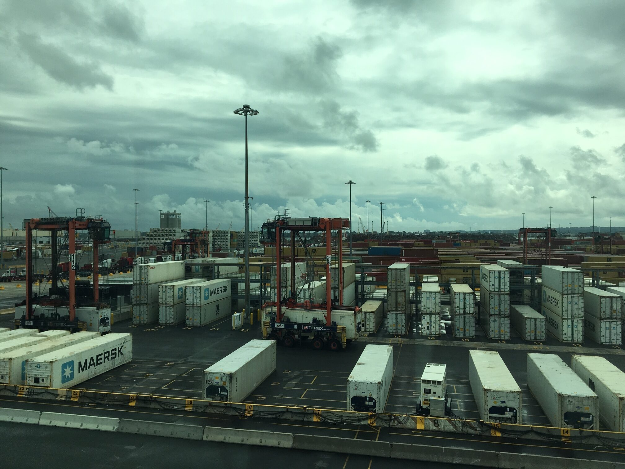 Port of NY and NJ