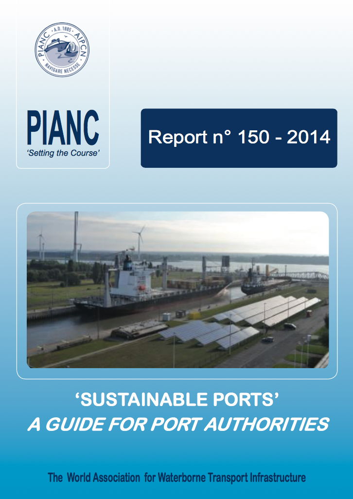 Pport Consent Forms | Pianc Sustainable Ports Guide World Port Sustainability Program