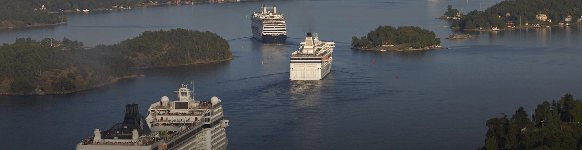 Ports of Stockholm